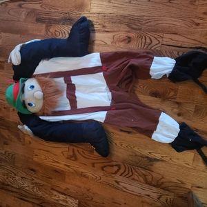 Drunkin Irish man Halloween costume